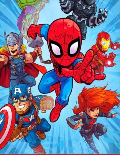 Les Superheros
